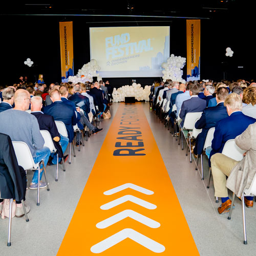 Event NLinvesteert zaal